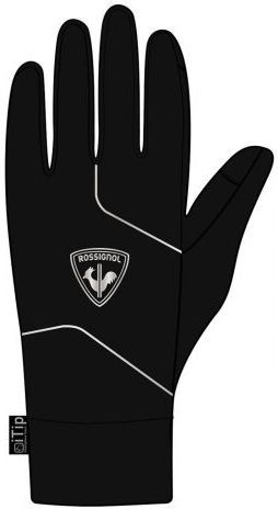Rukavice na běžky Rossignol XC Skins I-Tip - black - Ski a Bike ... 7a75fda926