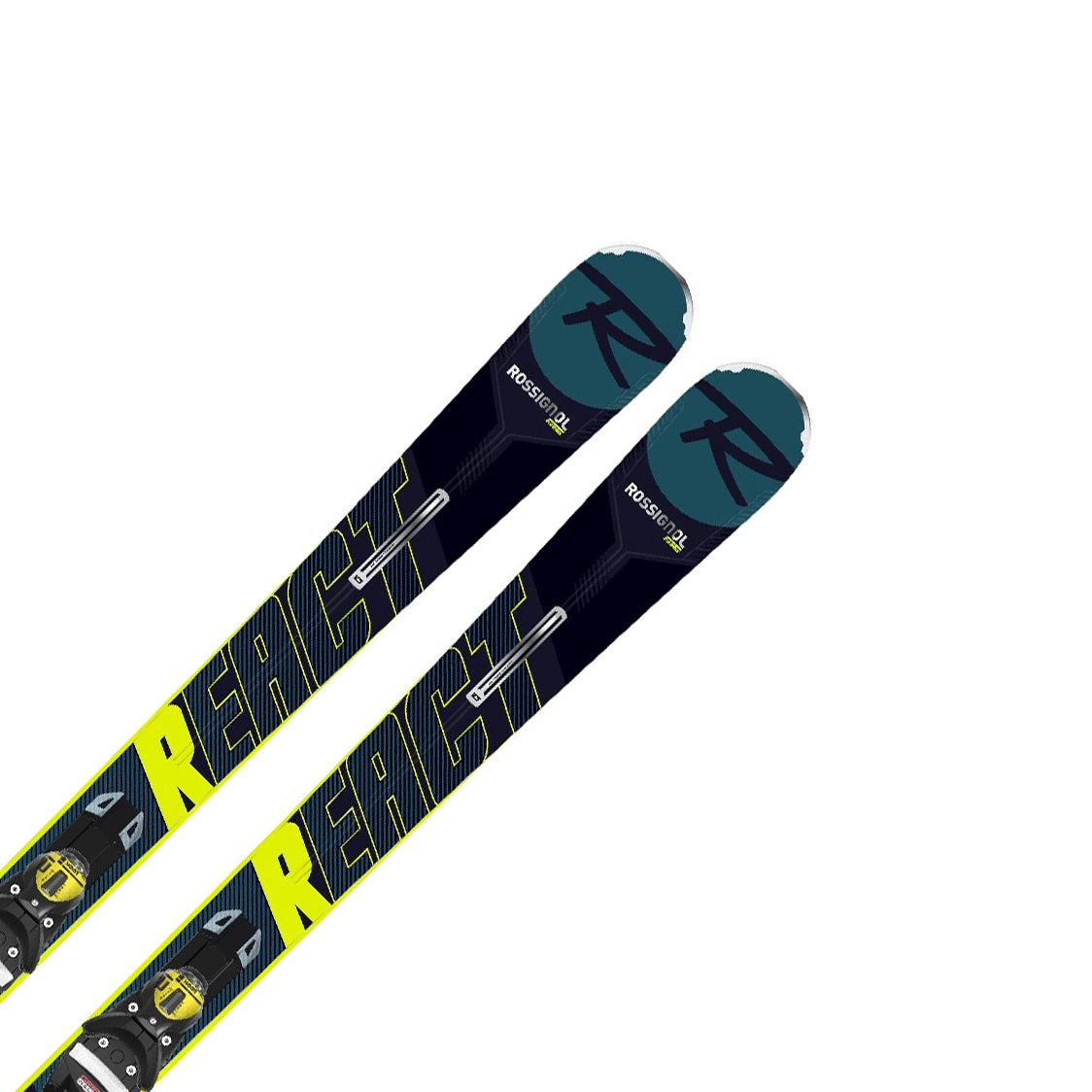 Sjezdové lyže Rossignol React R8 HP + NX 12 Konect GW - Ski a Bike ... 47eafe984c5