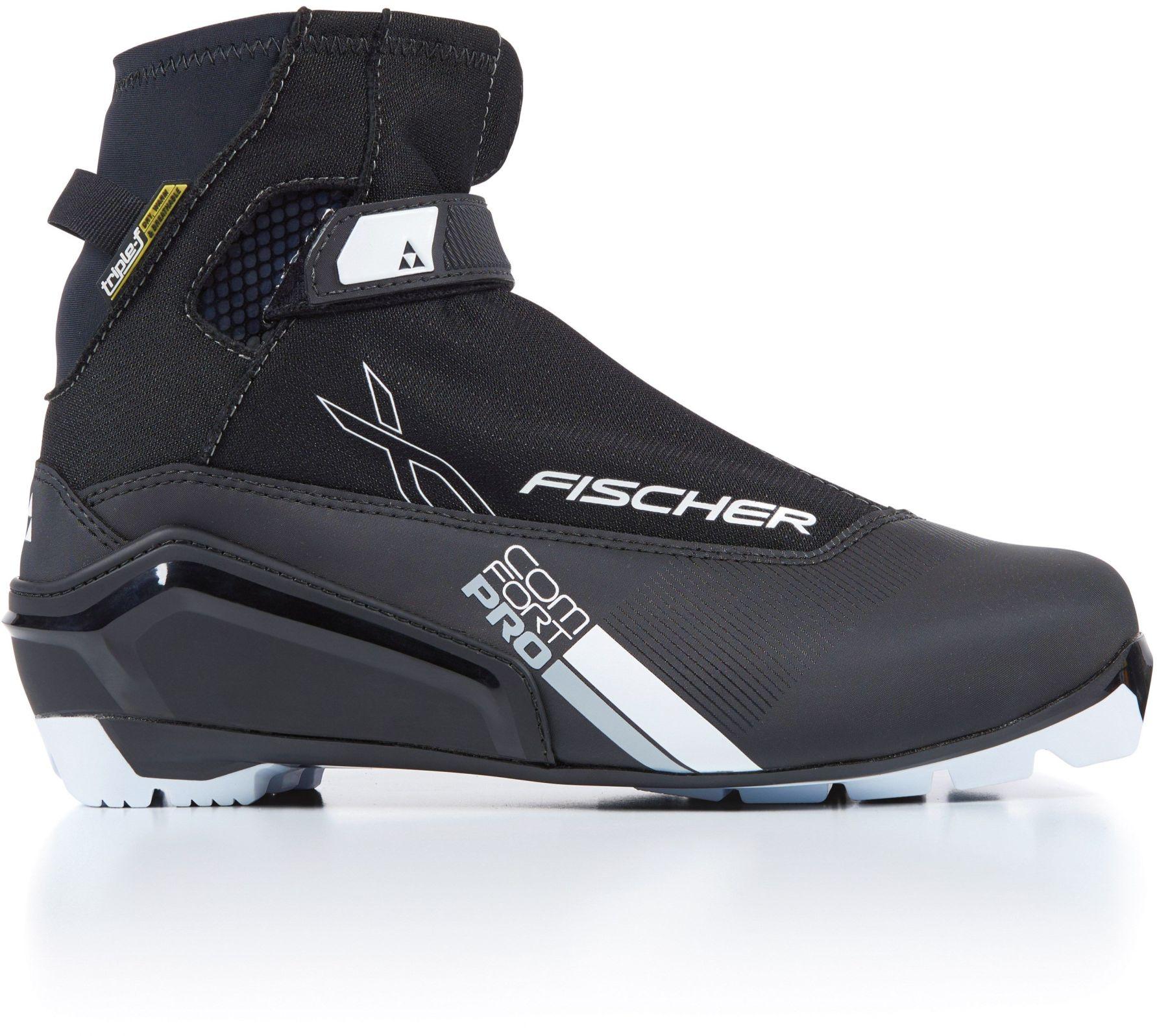 be725eb2940 Boty na běžky Fischer XC Comfort PRO Black Silver - Ski a Bike ...