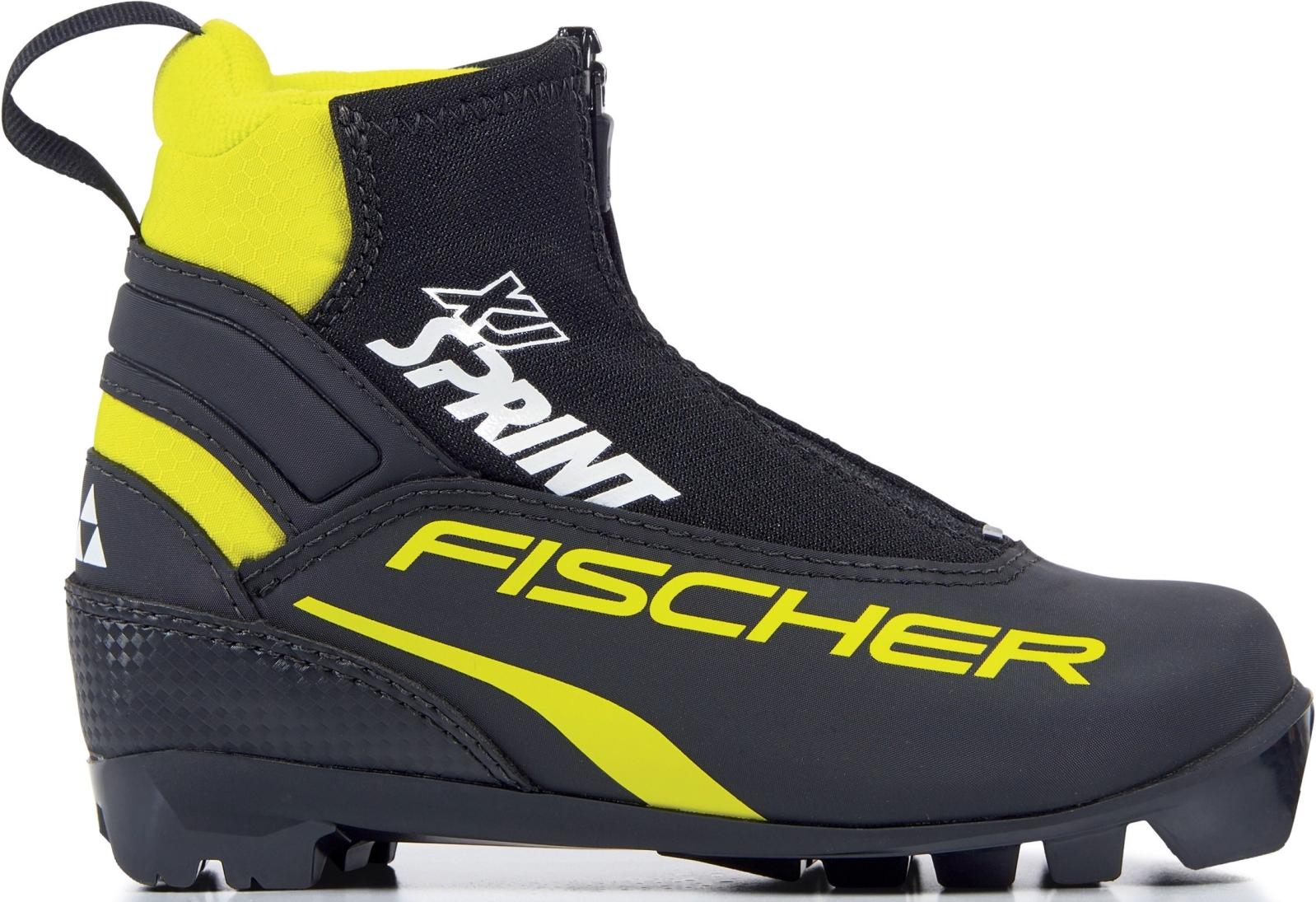 44c5a1d4ea5e2 Dětské boty na běžky Fischer XJ Sprint - Ski a Bike Centrum Radotín