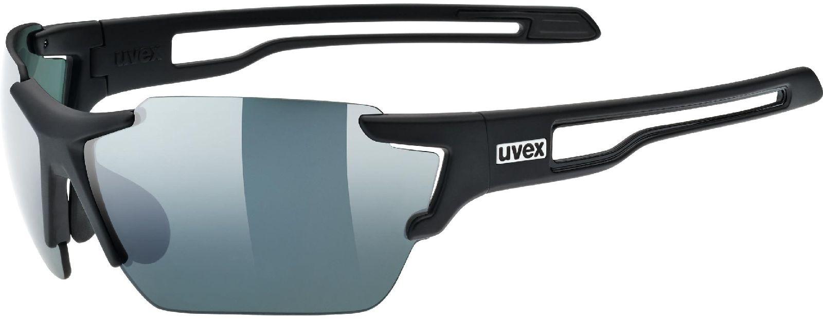 Uvex Sportstyle 803 CV - black mat uni