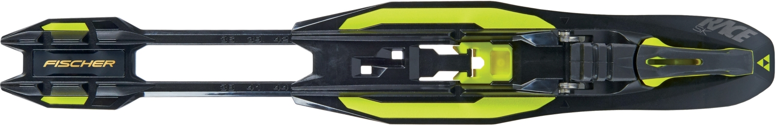 Fischer XC-Binding Race Skate IFP Black Yellow uni