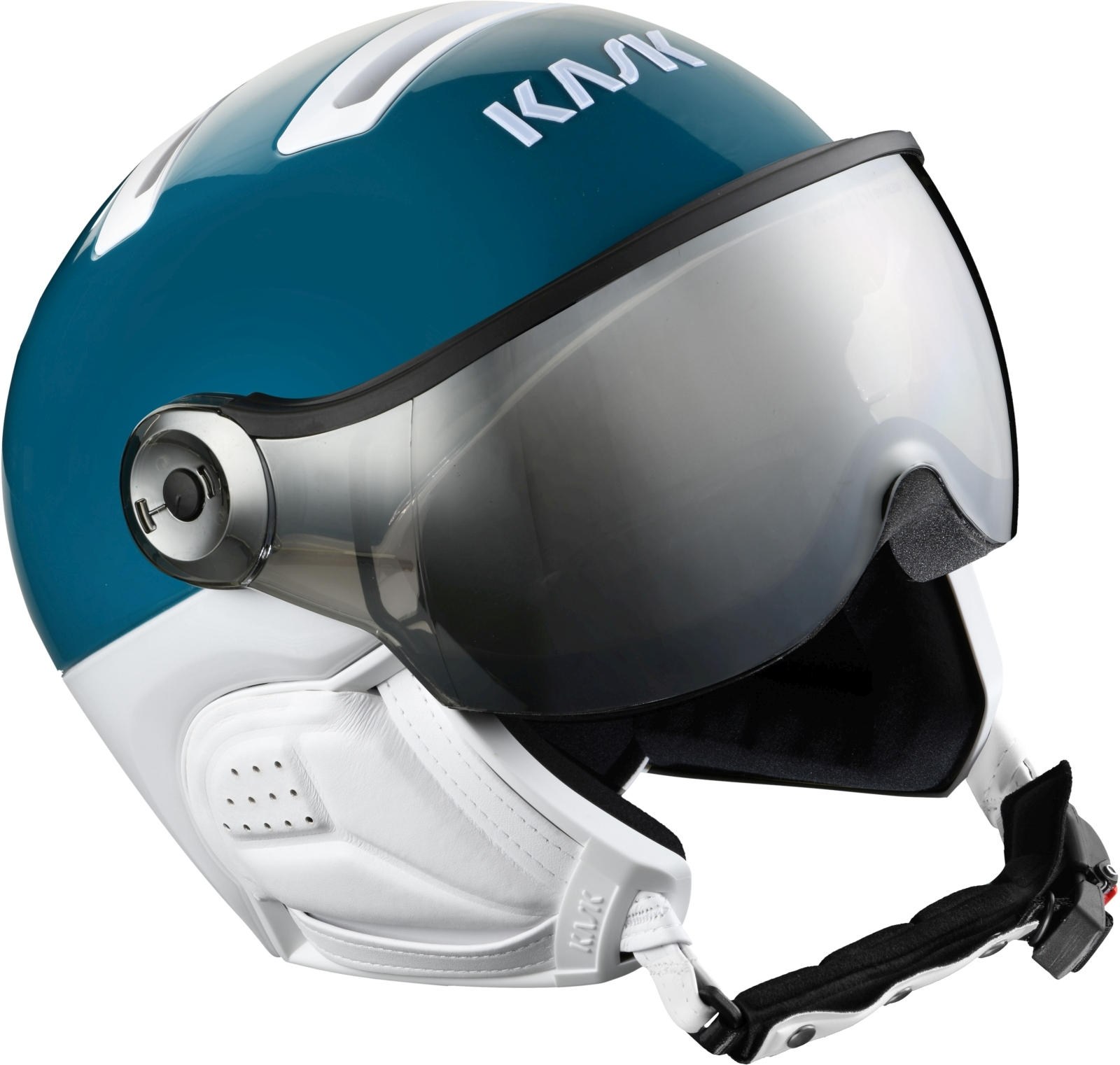 Kask Class Sport - Biscay Bay/silver mirror 54