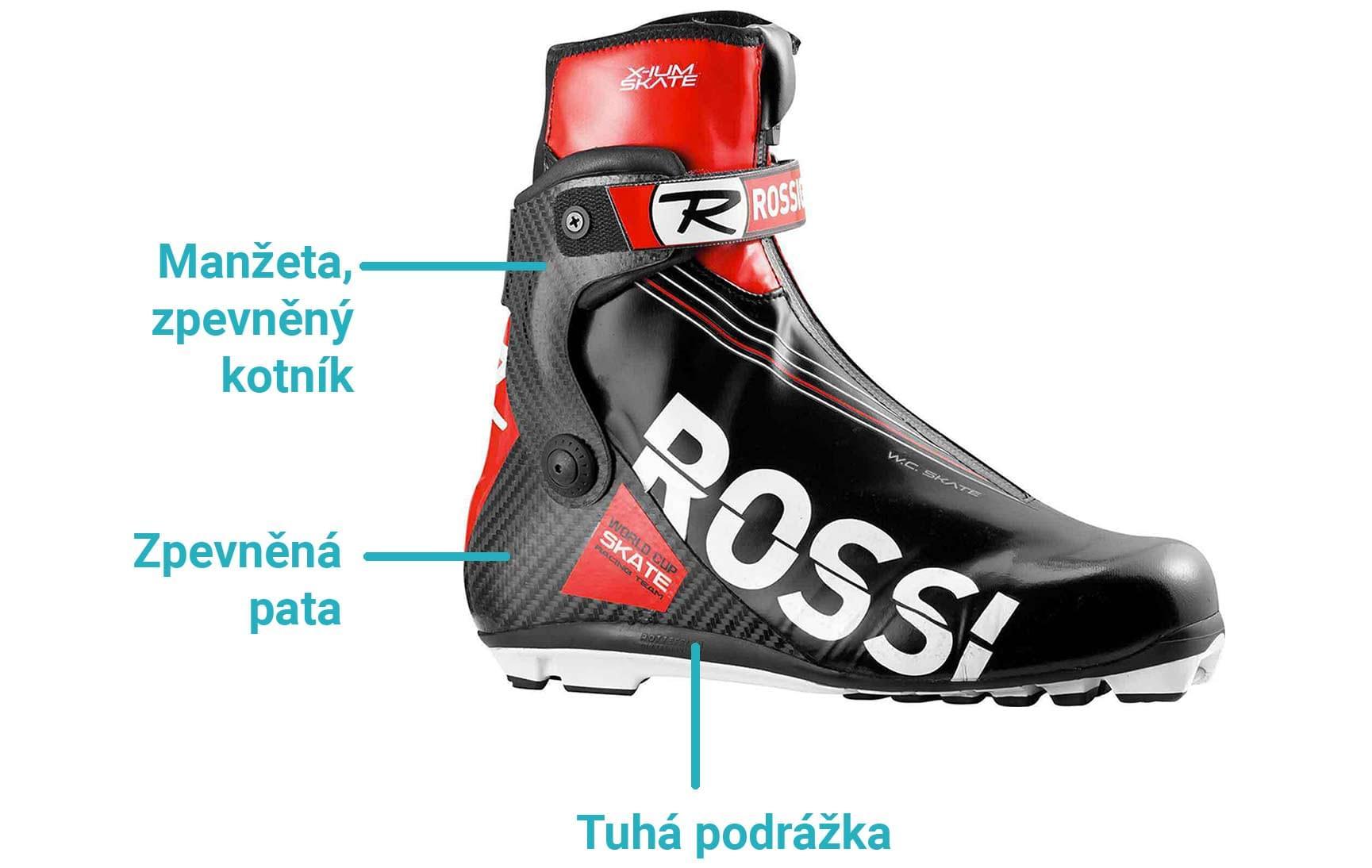 Jak vybrat boty na běžky - Ski a Bike Centrum Radotín bf606e90e1