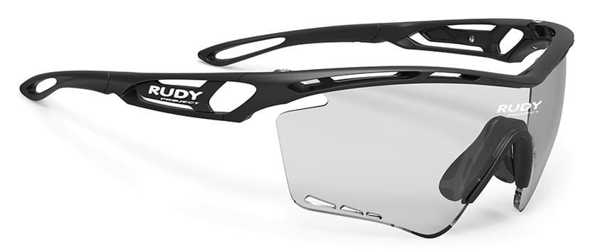 Cyklistické brýle Rudy Project Tralyx XL – Black Mat/Photochromatic Black uni