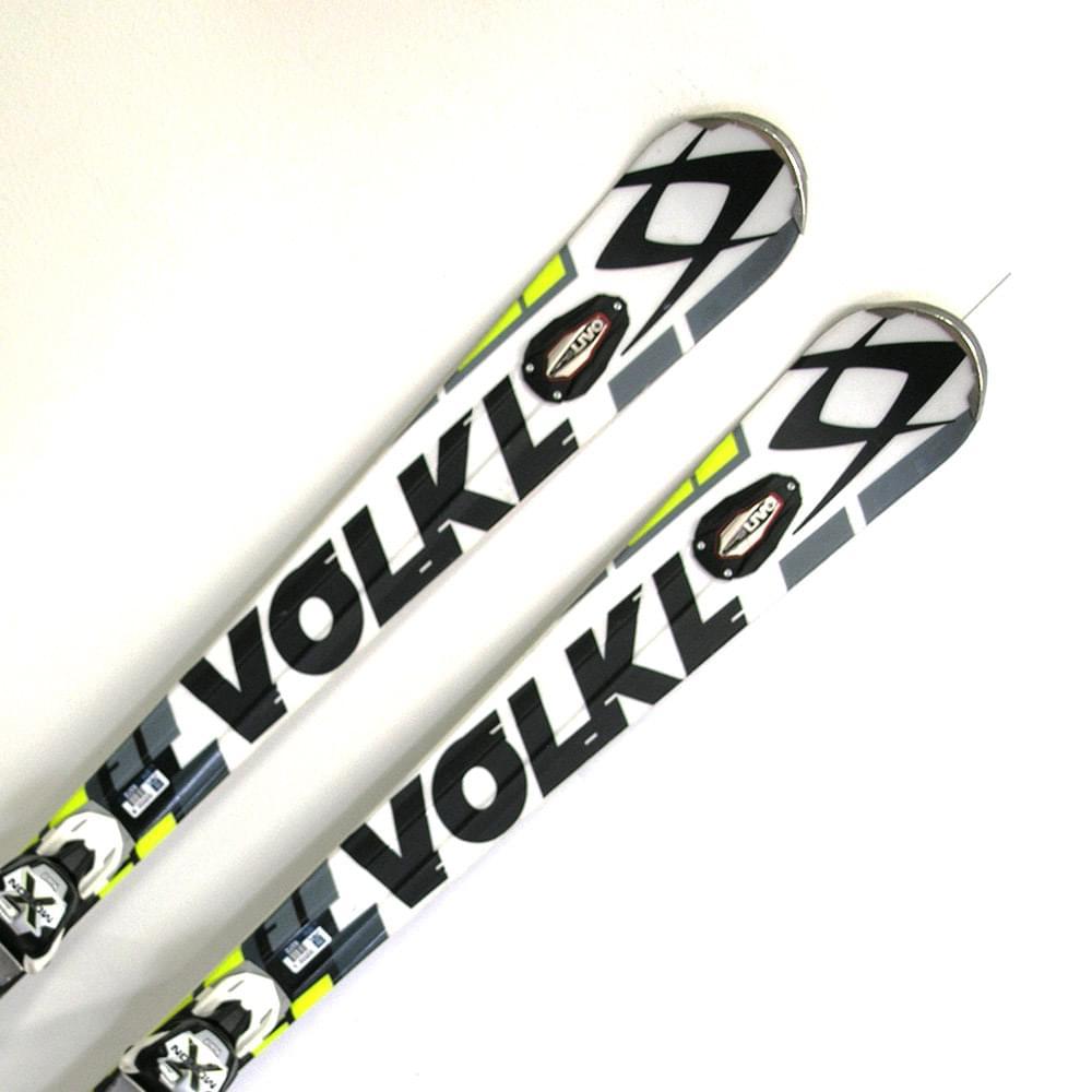 Bazar - sjezdové lyže Völkl Racetiger SC UVO white 16/17+ XMotion 12.0 TCX 160cm 160