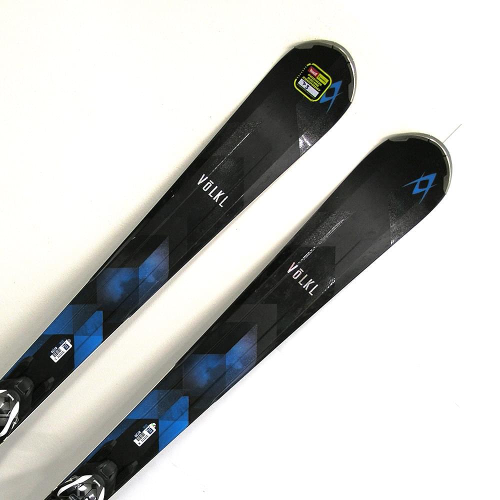 Bazar - sjezdové lyže Volkl FLAIR 78 W 16/17 + TCX 11.0 163cm 163
