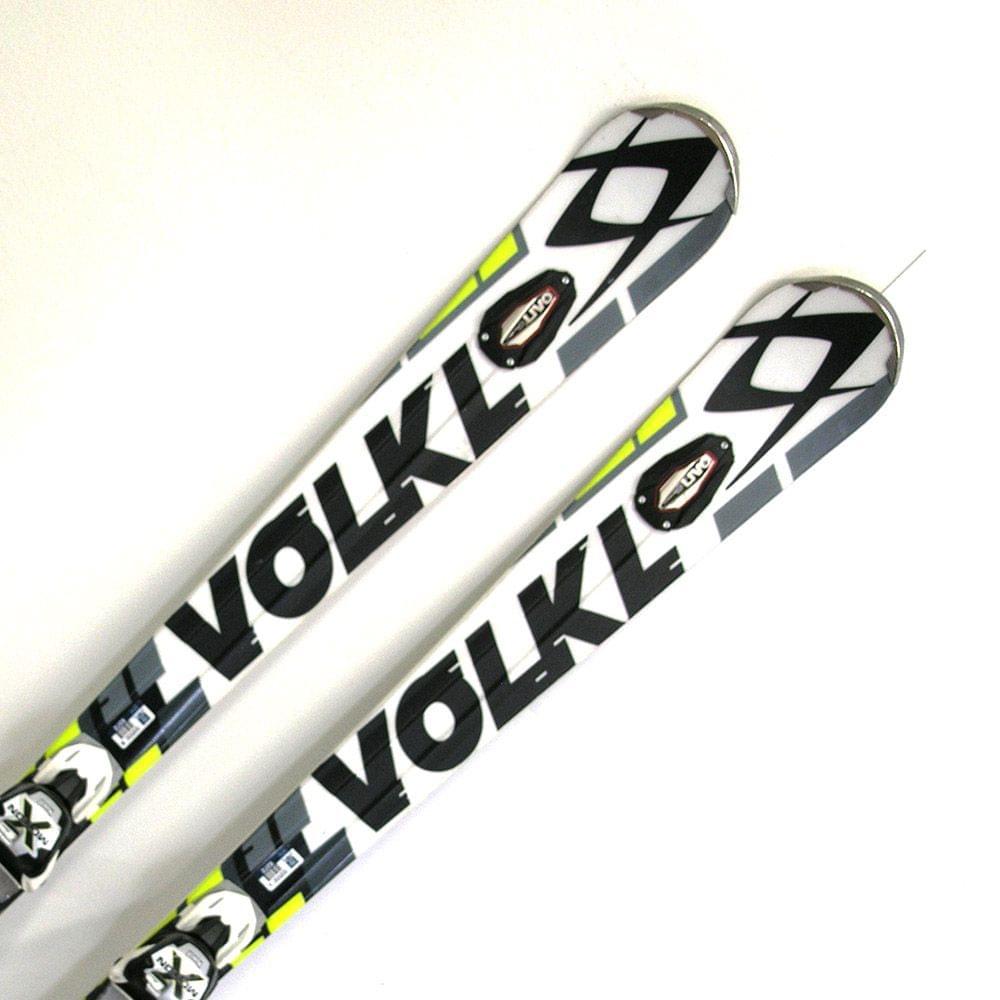 Bazar - sjezdové lyže Völkl Racetiger SC UVO white 16/17+ XMotion 12.0 TCX 165cm 165