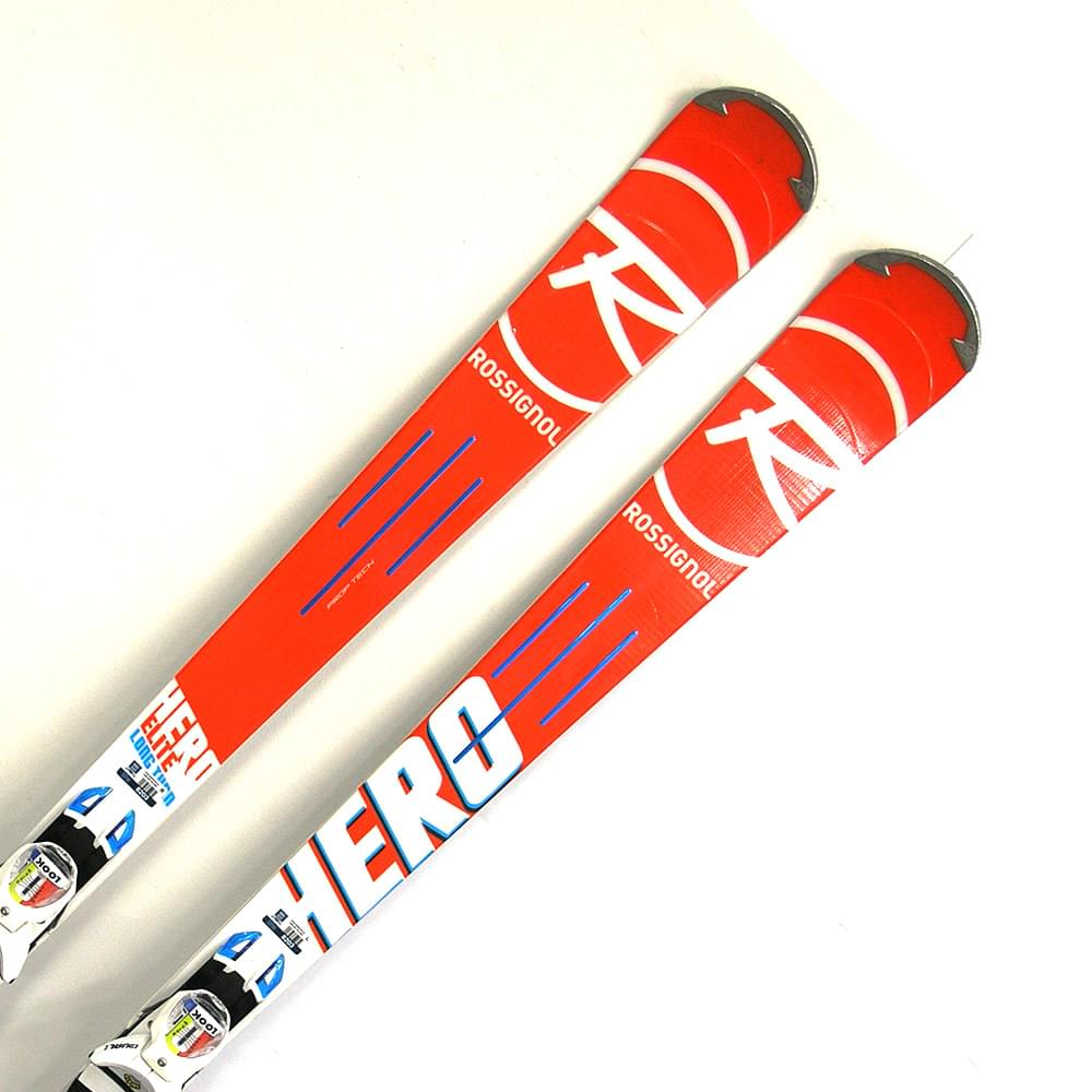 Bazar - sjezdové lyže Rossignol Hero Elite LT 16/17+ Look SPX 12.0 177cm 177