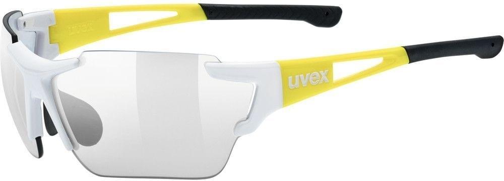 Uvex Sportstyle 803 Race VM - white yellow uni