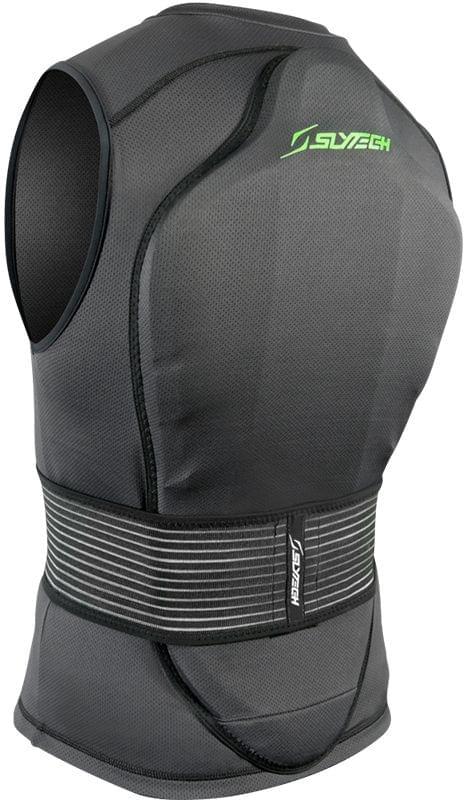 Chránič páteře Slytech Vest Backpro One - black/green S
