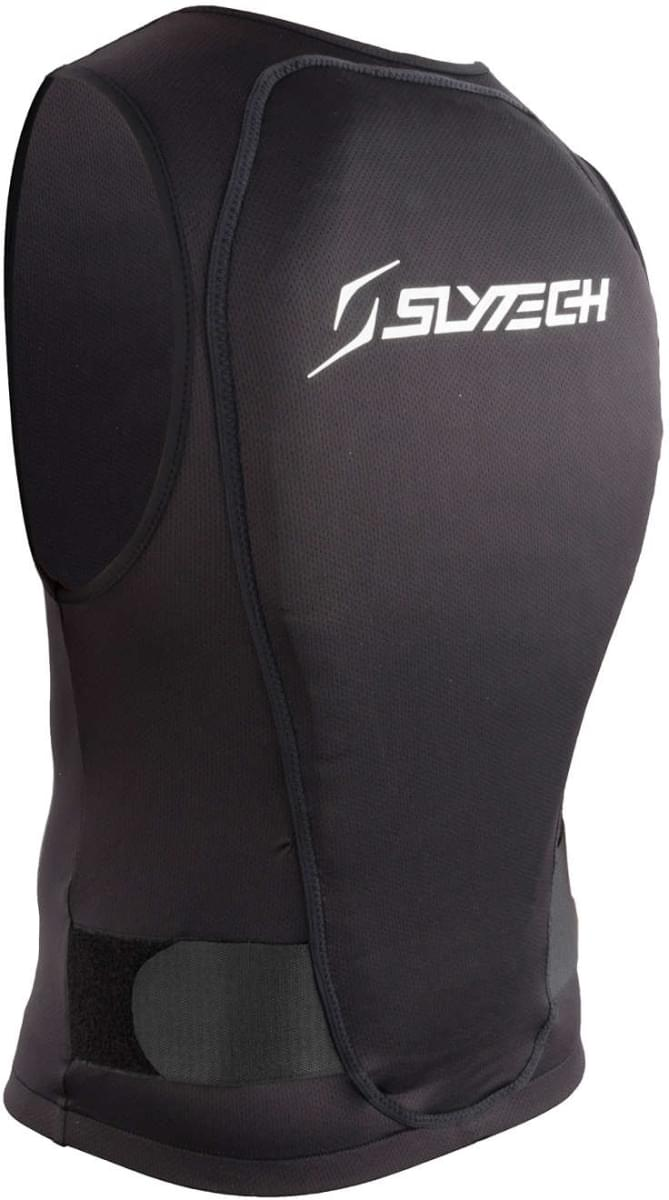 Slytech Vest Backpro Flexi XT Snow - black S