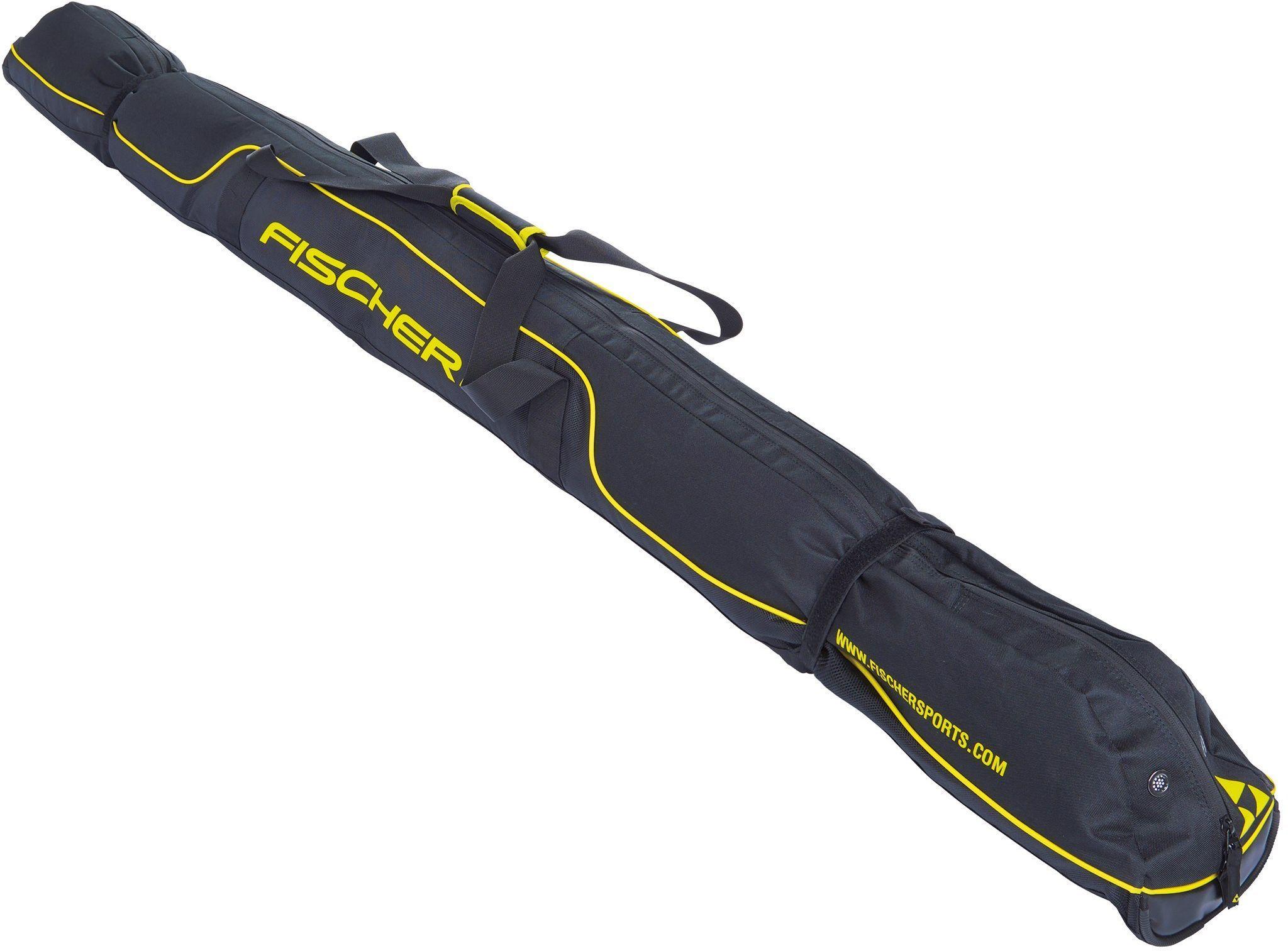 Fischer Skicase 3 Pair XC Performance - 195/210 cm 195-210 cm