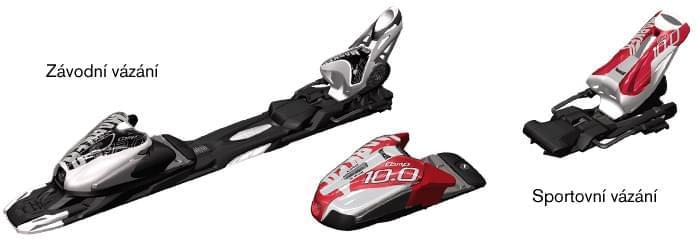 1fe0f6ca9 ... pro skoky a podobně. Výrobci vázání jsou na tyto speciální požadavky a  potřeby lyžařů připraveni a v jejich kolekcí najdeme odpovídající modely  vázání.